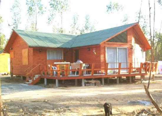 Casas de madera prefabricadas banos prefabricados para casas - Casas prefabricadas madera galicia ...