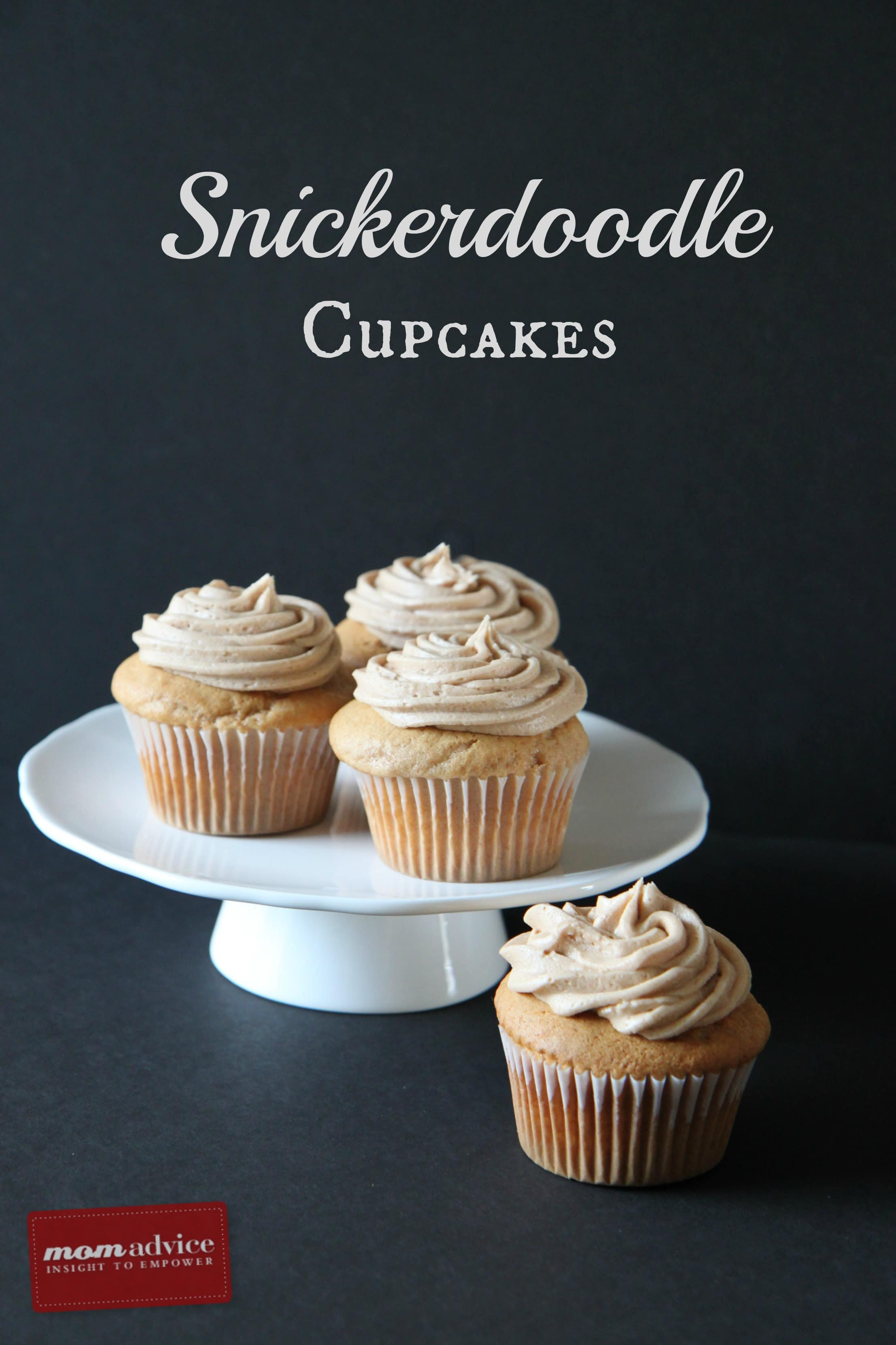 Snickerdoodle Cupcakes - MomAdvice