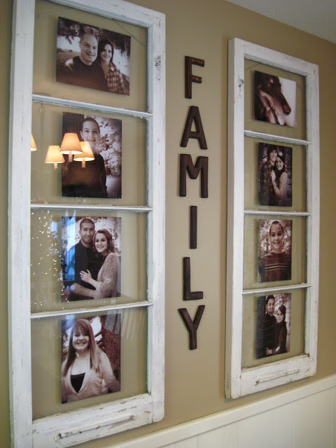 30 Diy Craft Projects Using Old Vintage Windows Cute Diy Projects