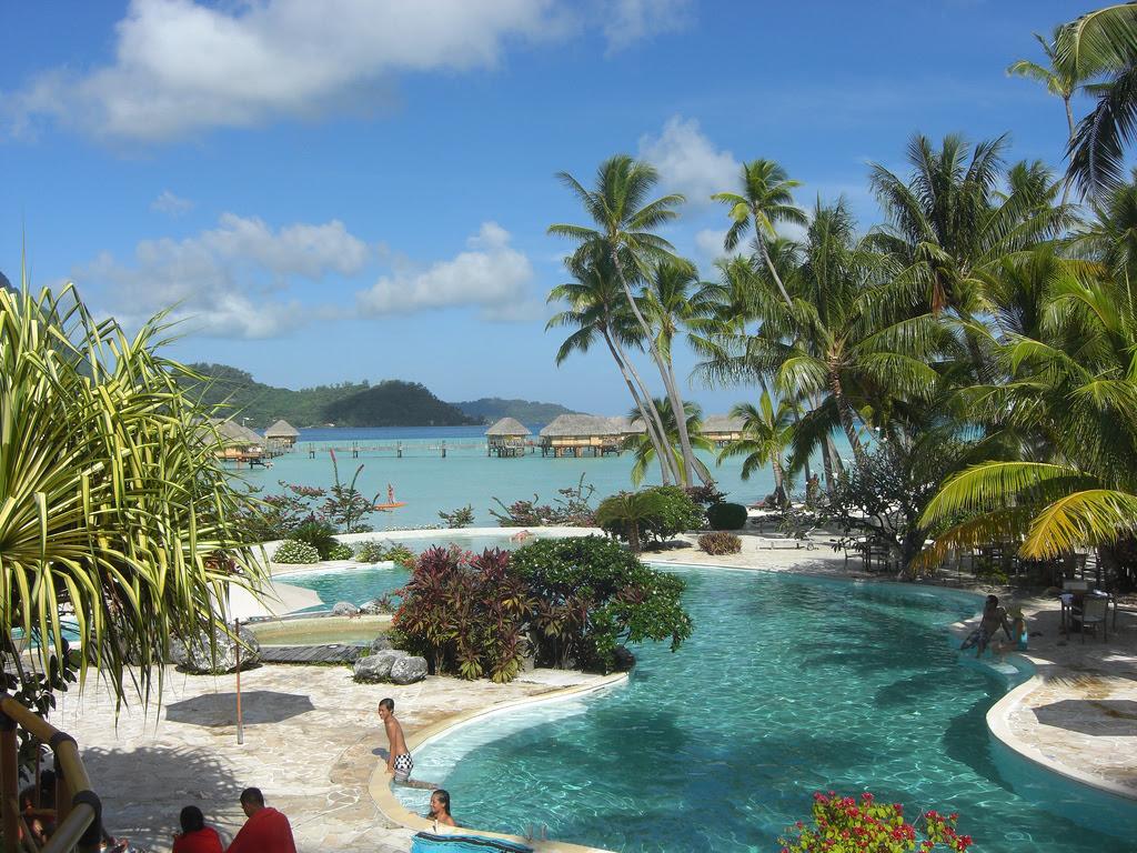 14 Awesome Photos Of Pearl Beach Resort  Spa  Bora Bora