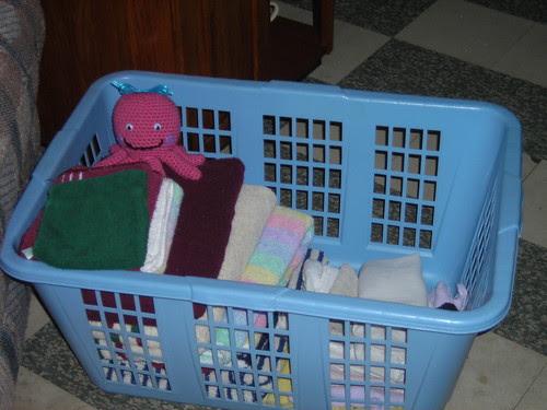 Laundry Octopus