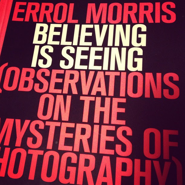 loving this book! if you're interested in the meaning of photography, get it!