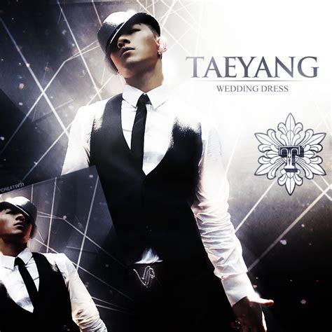 Taeyang Wedding Dress Piano Sheet Music With Lyrics