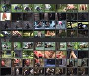 City Park Lovers - Public Voyeur Sex (The Galician Day 01-02)