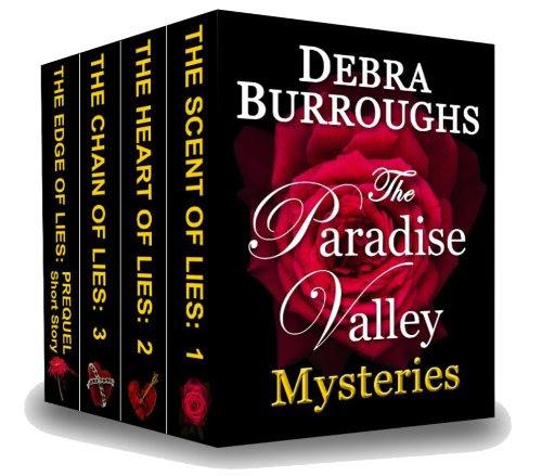 Paradise Valley Mysteries Boxed Set: Books 1 to 3 plus a BONUS Prequel Short Story by Debra Burroughs