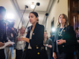 Alexandria Ocasio-Cortez says the revenge porn campaign targeting Rep. Katie Hill is a 'major crime' that wouldn't happen to a male member of Congress