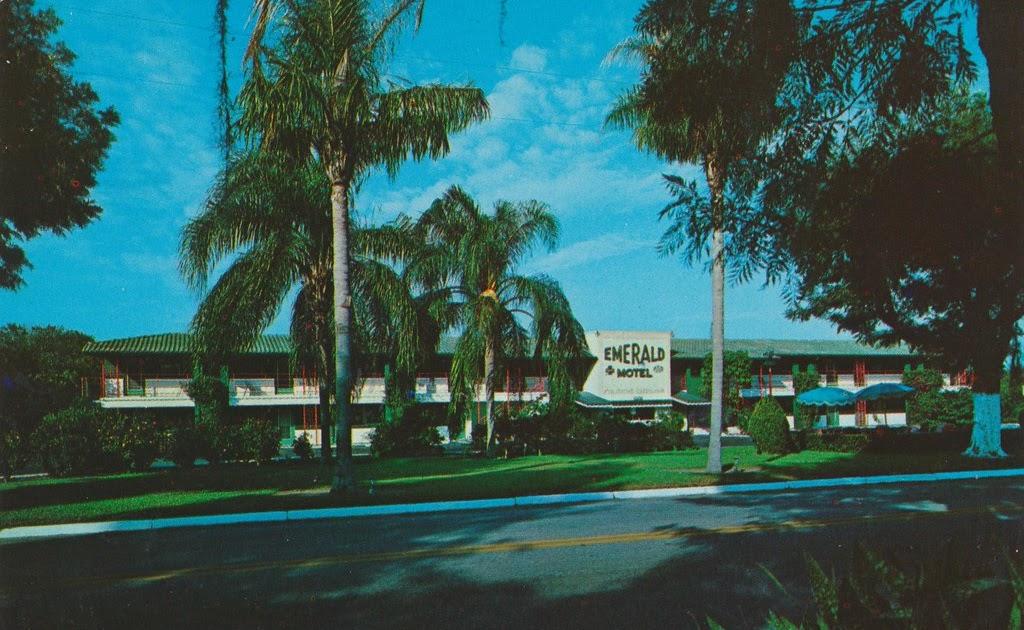 The Cardboard America Motel Archive Emerald Motel Lake