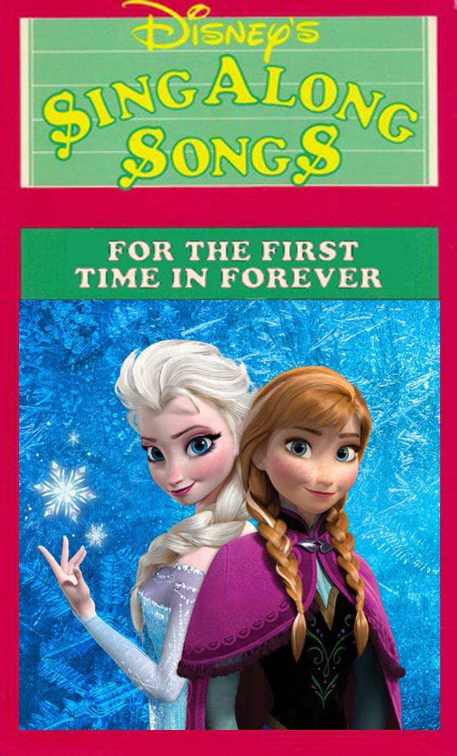 Disney's Sing Along Songs: For the First Time in Forever ...