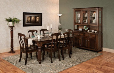 Amish Dining Room Furniture | Factory Direct Dining Room Furniture ...