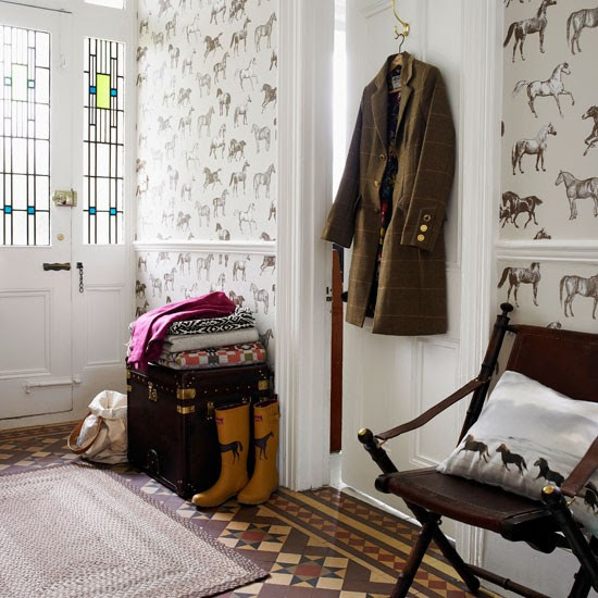 hallway design ideas | housetohome.