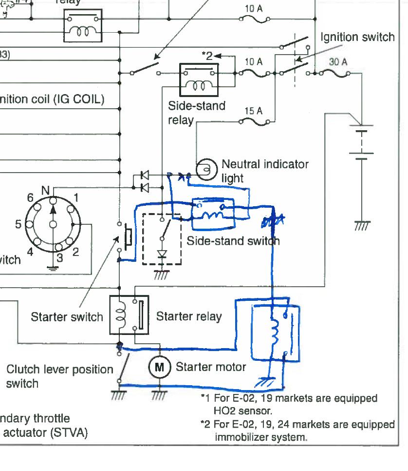Clutch Switch Bypass Suzuki Gsxr Forum