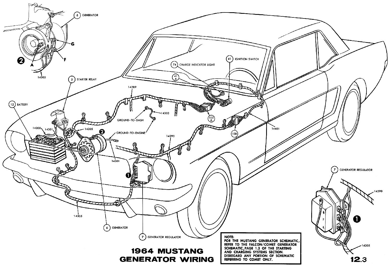 64 Cadillac Wiring Diagram - Wiring Diagram Networks
