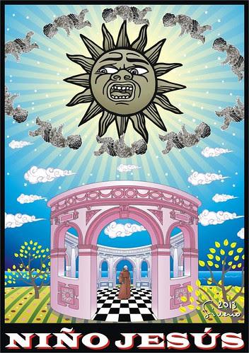 In The Garden of The Life and The Dead (En El Jardín de La Vida y La Muerte) by Niño Jesús