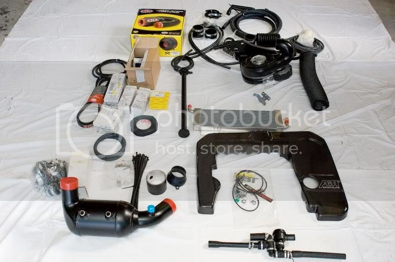 """ABT Sportsline Supercharger Kit """"Power R"""" for VW MKV R32 Installed by Ramspeed"""