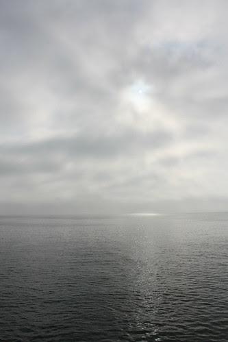 Lake Huron Fog