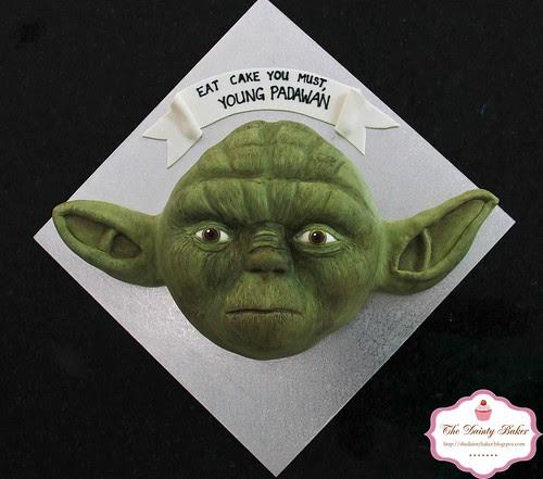 Yoda Cake-1
