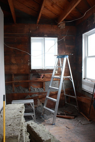 house reno - first level