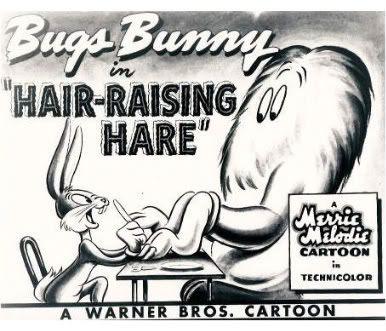 Bugs Bunny Gossamer
