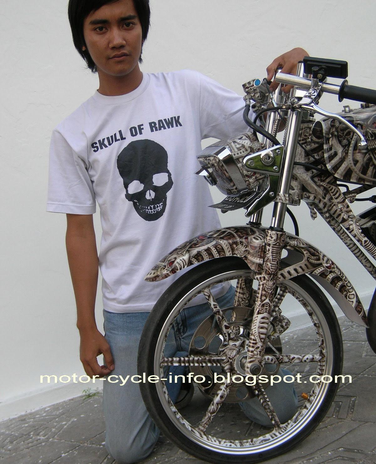 Yamaha RX King Drag