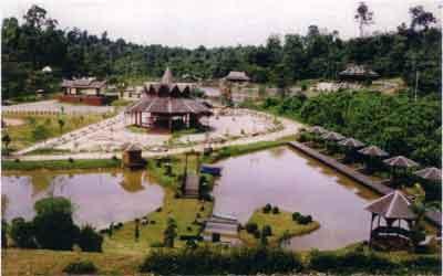 Kebun Raya Samarinda Wisata Kalimantan