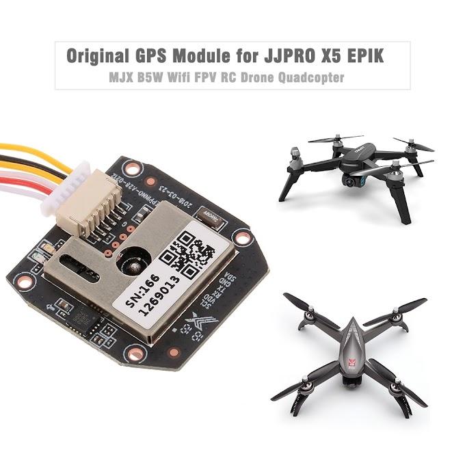 Original Drone GPS Module for JJPRO X5 EPIK MJX B5W Wifi FPV RC Drone RC Quadcopter