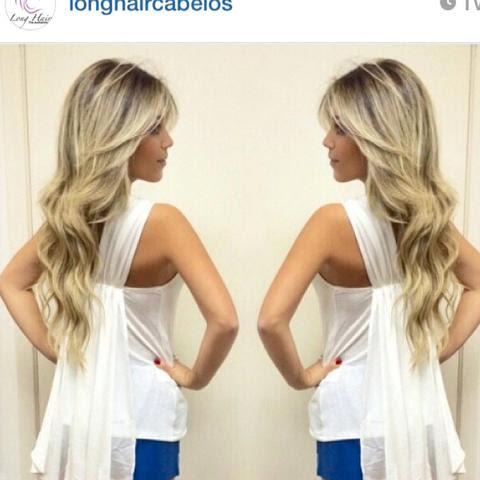Haare Volumen