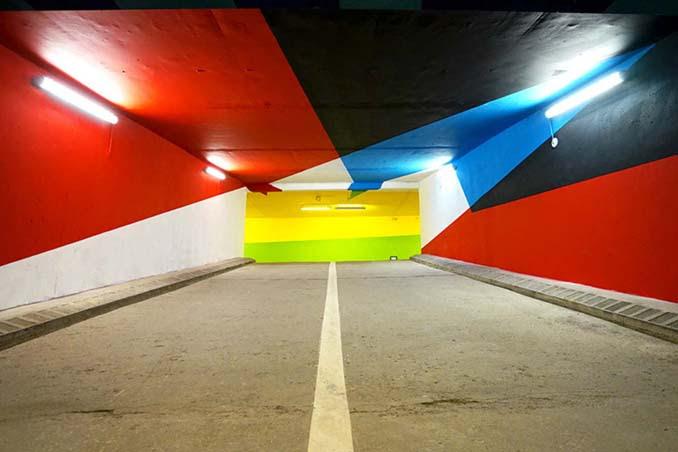 Parking αυτοκινήτων μετατράπηκε σε μουσείο Street Art (18)