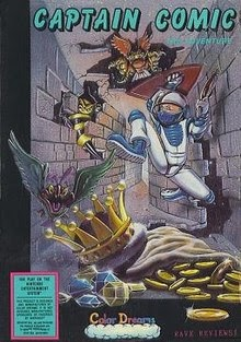 Adventures Of Captain Comic Nes