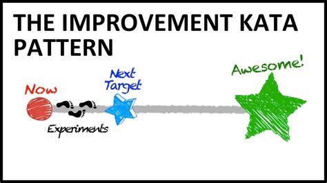 quick explanation   improvement kata youtube