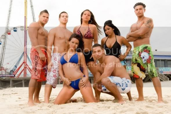 jersey shore cast season 4. Jersey Shore - Season 1