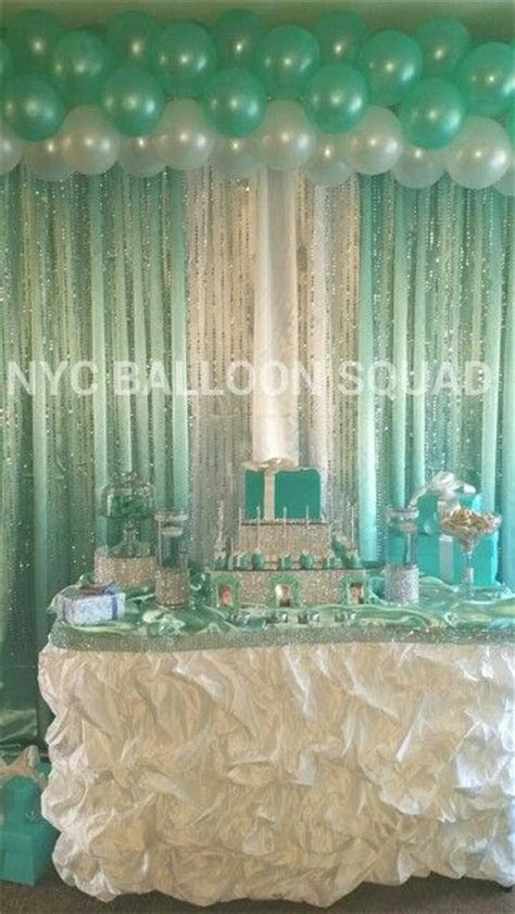 17 Best images about {Tiffany Blue Quinceanera} on