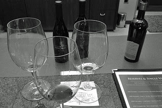 Rodney Strong Vineyards - Reserves and Single Vineyards tasting