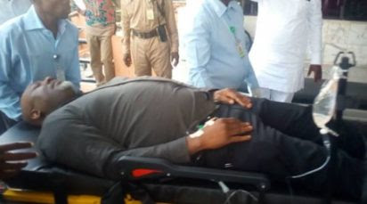 Melaye: BBC Staff Picked, Handcuffed