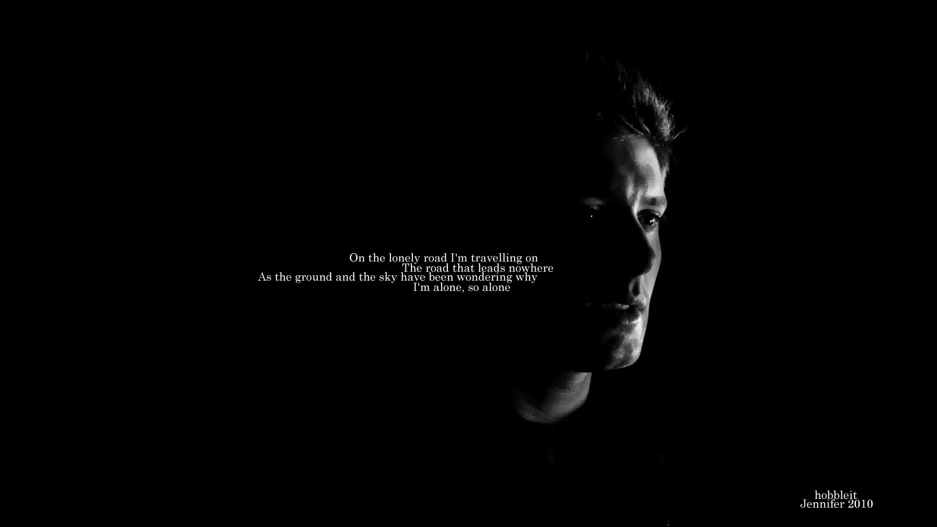 Dean Winchester Images Im Alone So Alone Hd Wallpaper And