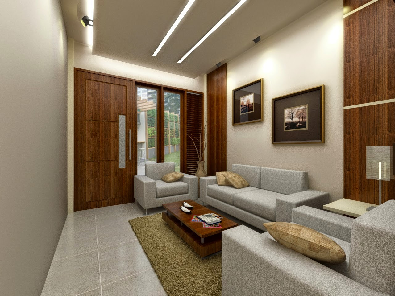 100 Gambar Ruangan Rumah Minimalis Sederhana Gambar Desain Rumah