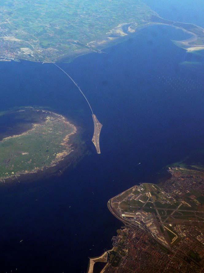 Αυτή η καταπληκτική γέφυρα μετατρέπεται σε τούνελ και συνδέει την Δανία με την Σουηδία (7)