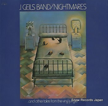 GEILS, J., BAND nightmares