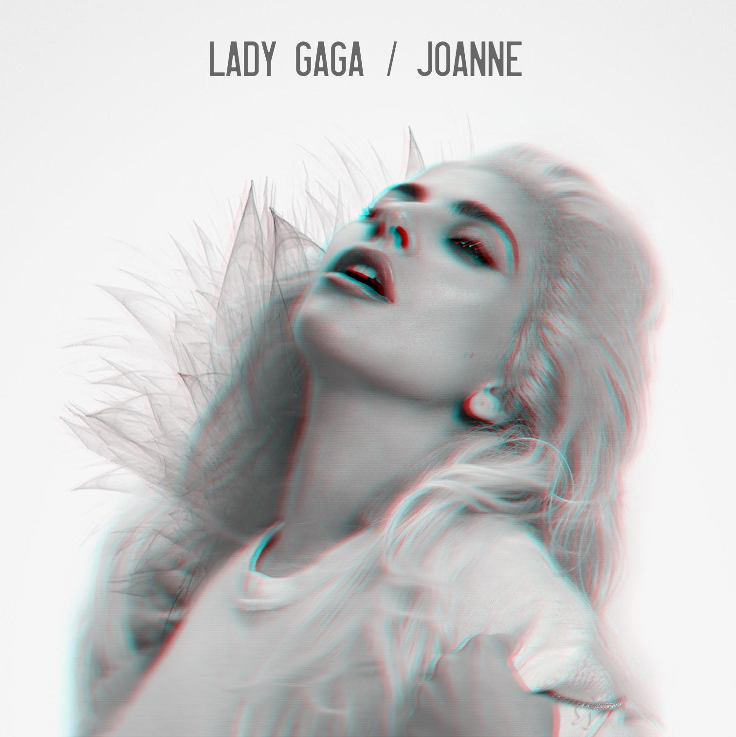 Joanne fanmade album cover - Fan Art - Gaga Daily