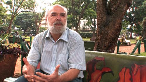 Eric Toussaint, profesor de ciencias políticas en la Universidad de Lieja