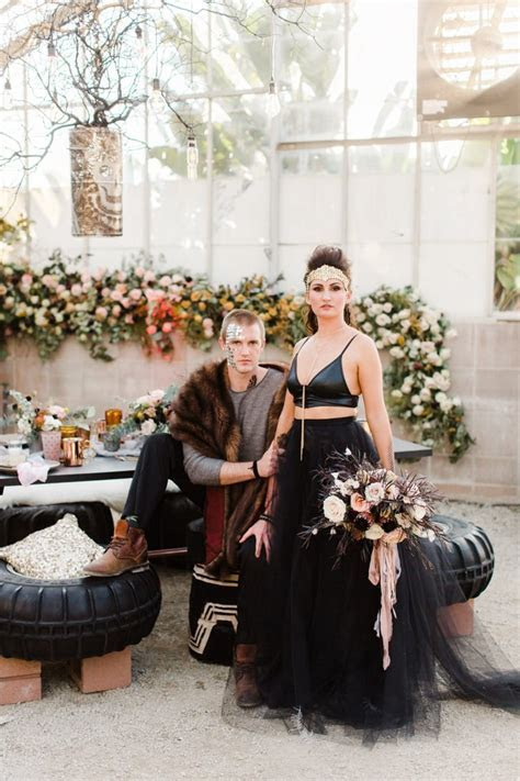 Mad Max Themed Wedding   POPSUGAR Love & Sex Photo 9