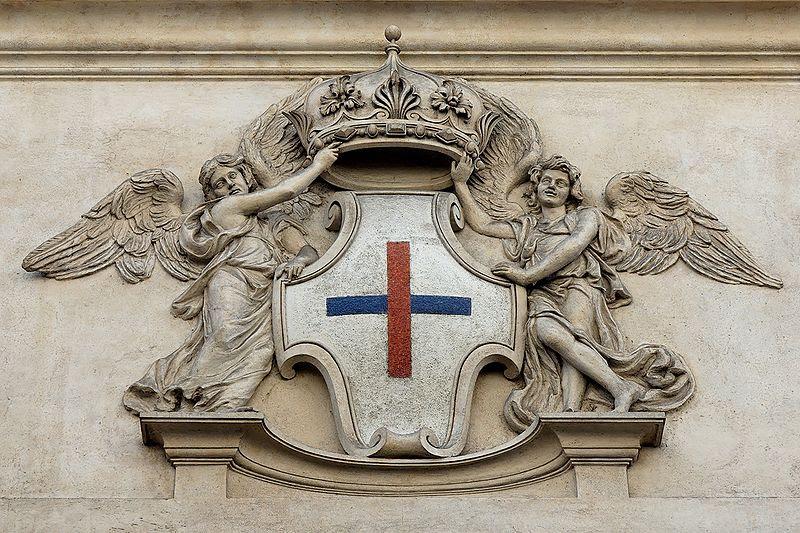 Fil: Emblem trinitariska Beställ Rome.jpg