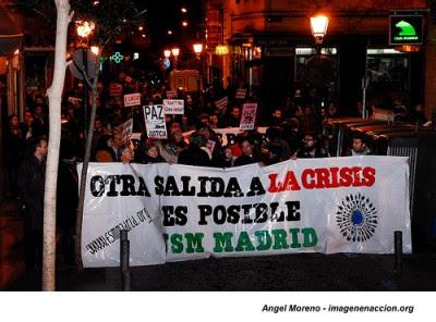 """""""O FSM está a precisar de renovar-se e fortalecer-se, e esta pode ser uma via para que tal ocorra"""" - Imagem Foro Social Mundial de Madrid/Flickr"""