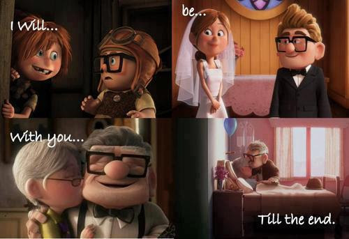 Love Quotes Up Movie Quotes
