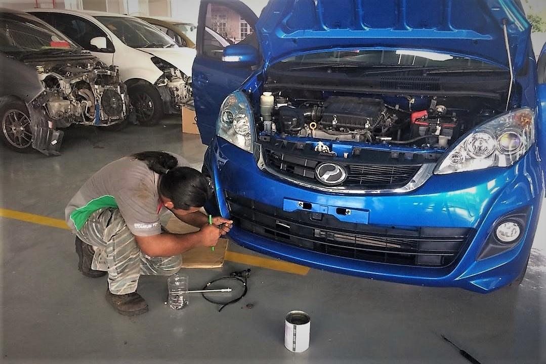Perodua Opens Its 66th Body and Paint Centre in Kelantan