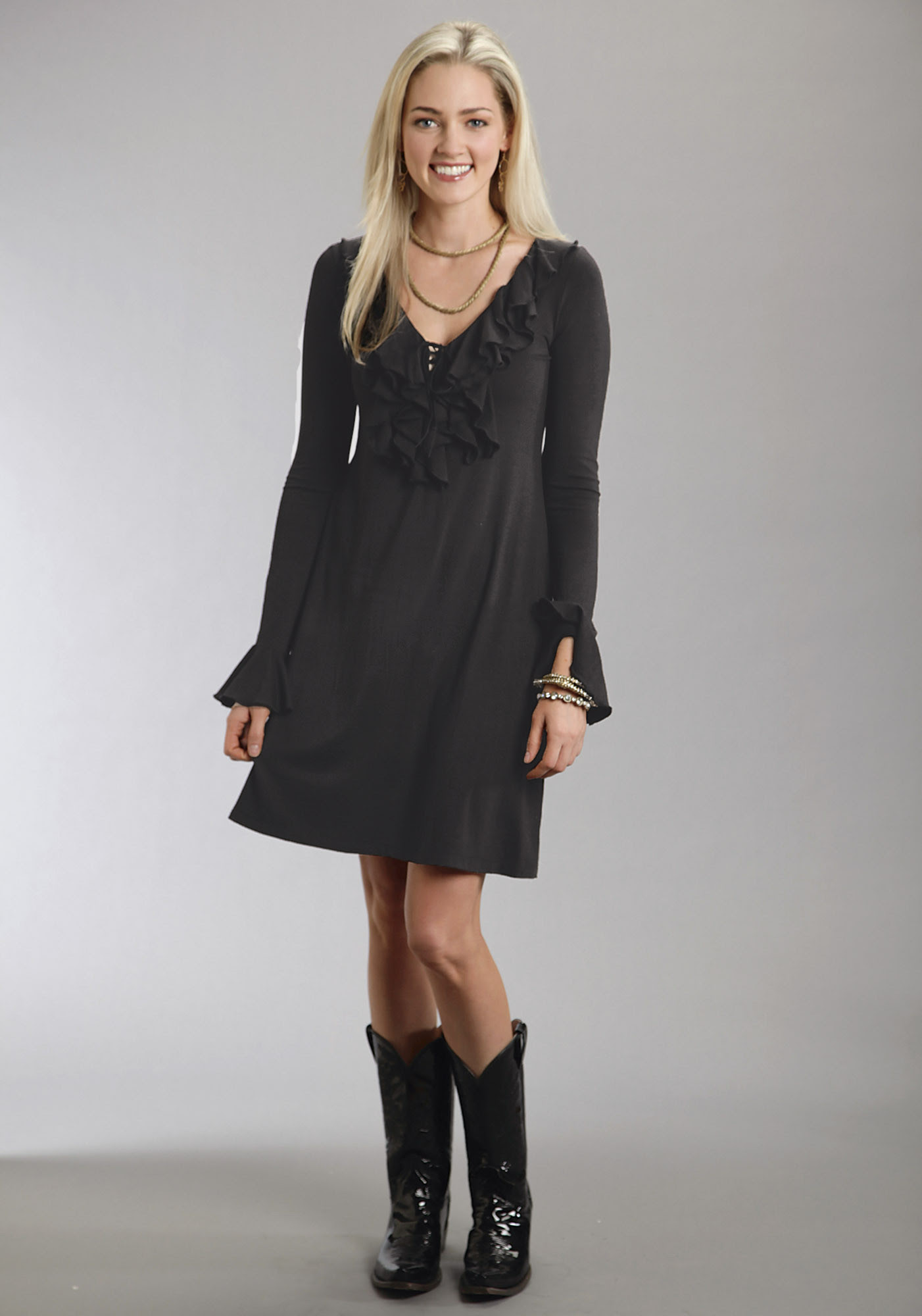 stetson womens western dress  dahlia