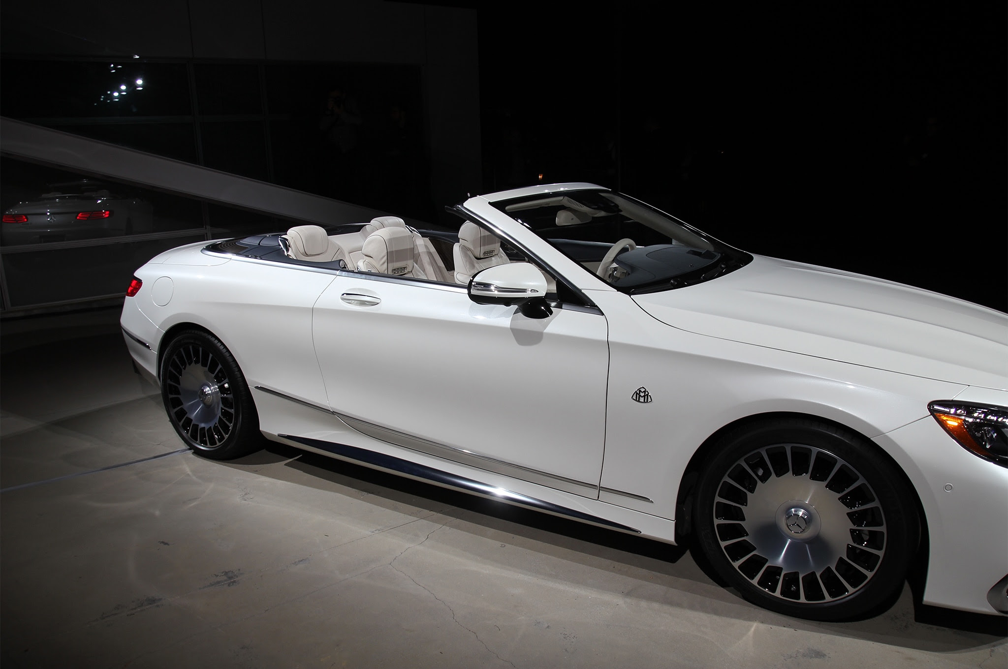 First Look: 2017 Mercedes-Maybach S650 Cabriolet ...