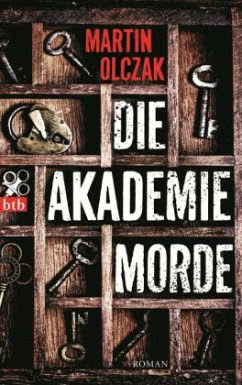 Die Akademiemorde - Olczak, Martin