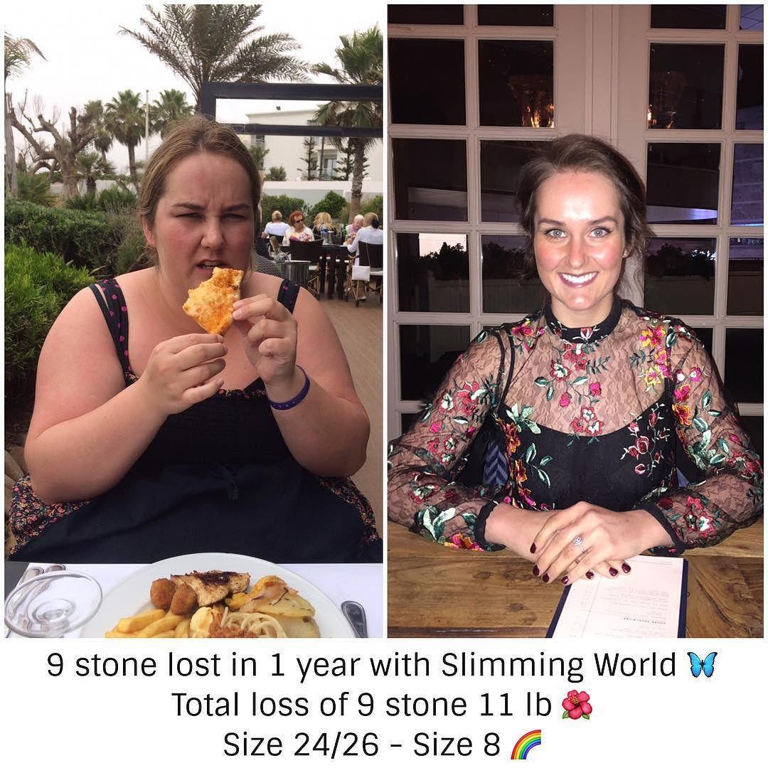 Determined Bride Drops ½ Her Body Weight in One Year