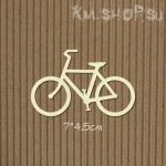 Чипборд Велосипед №3 большой