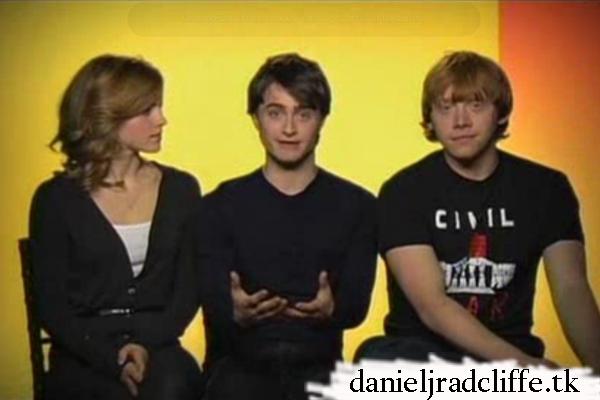 MTV Movie Awards: The trio introduces new Half-Blood Prince clip